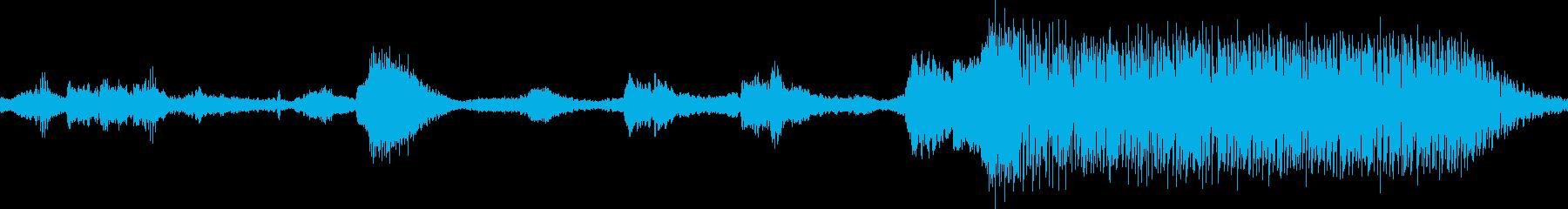 世界ケルト研究所穏やかで静かなイン...の再生済みの波形