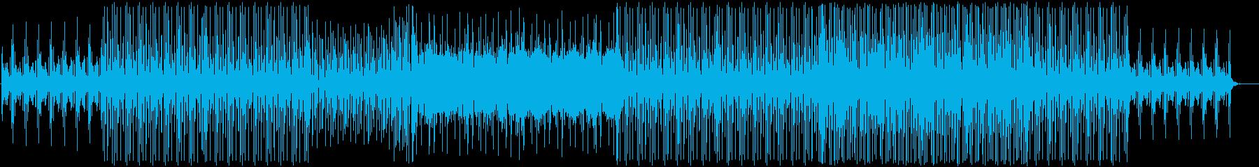 チル-Lo-Fi-ゆったり-動画-店舗の再生済みの波形