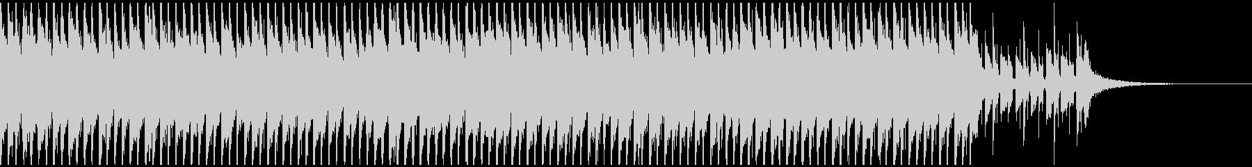 ハッピー・アップリフティング(ショート)の未再生の波形
