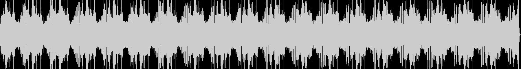 ドラクエ風フィールド曲・16分ループの未再生の波形