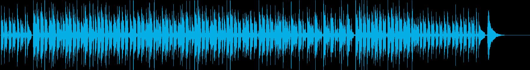アコギ 生演奏 ラブミーテンダーの再生済みの波形