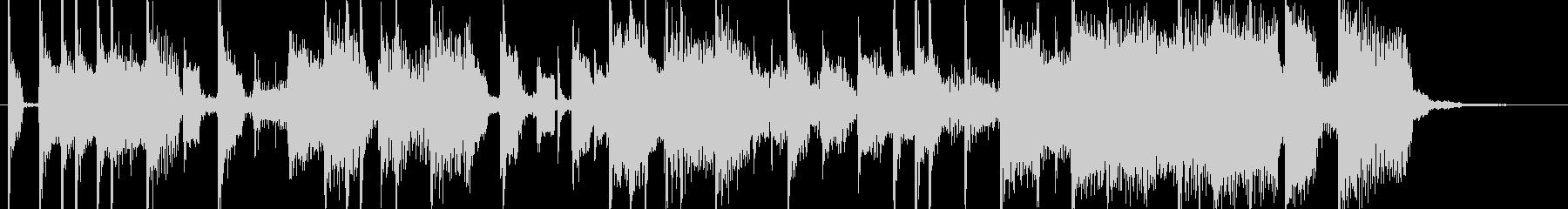 コーナータイトル_ファンクロックの未再生の波形