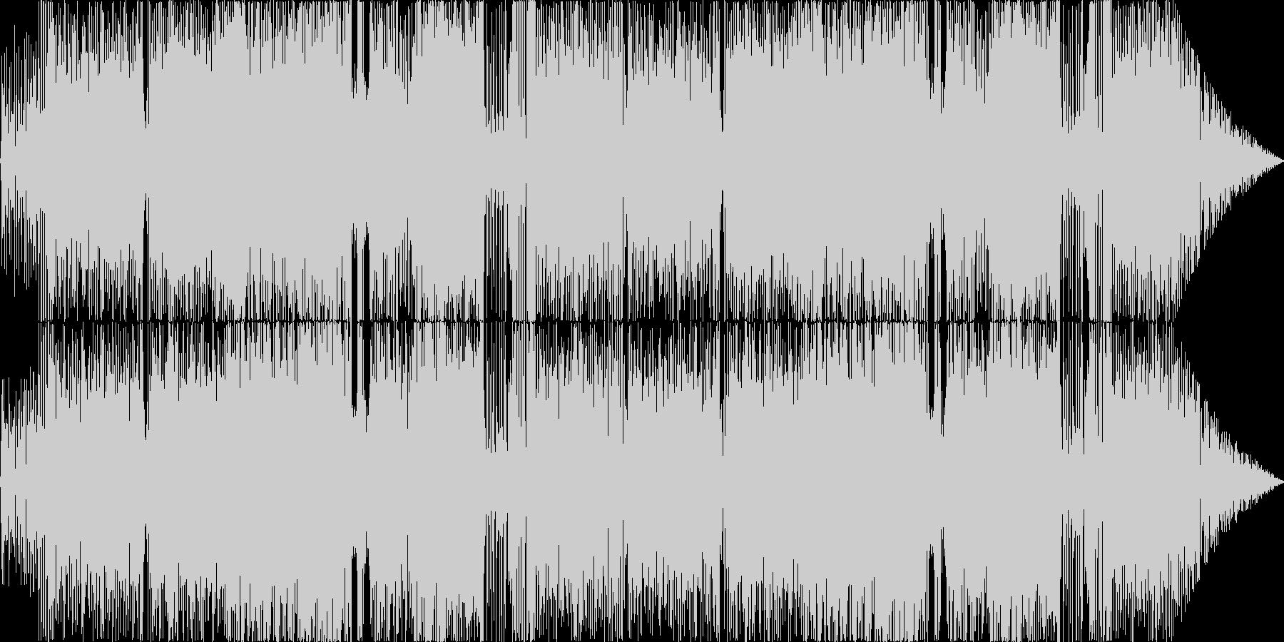 マリオカート系BGM 海と町のサンバの未再生の波形