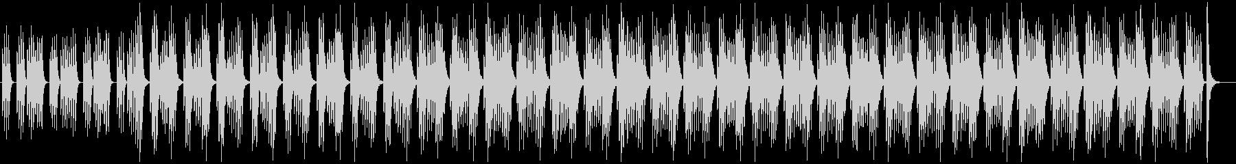 ミニマル・シンプル・リラックス・かわいいの未再生の波形