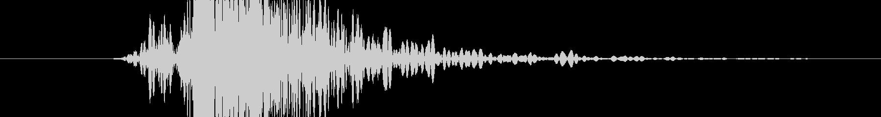 中世 ヒットシールドウッド06の未再生の波形
