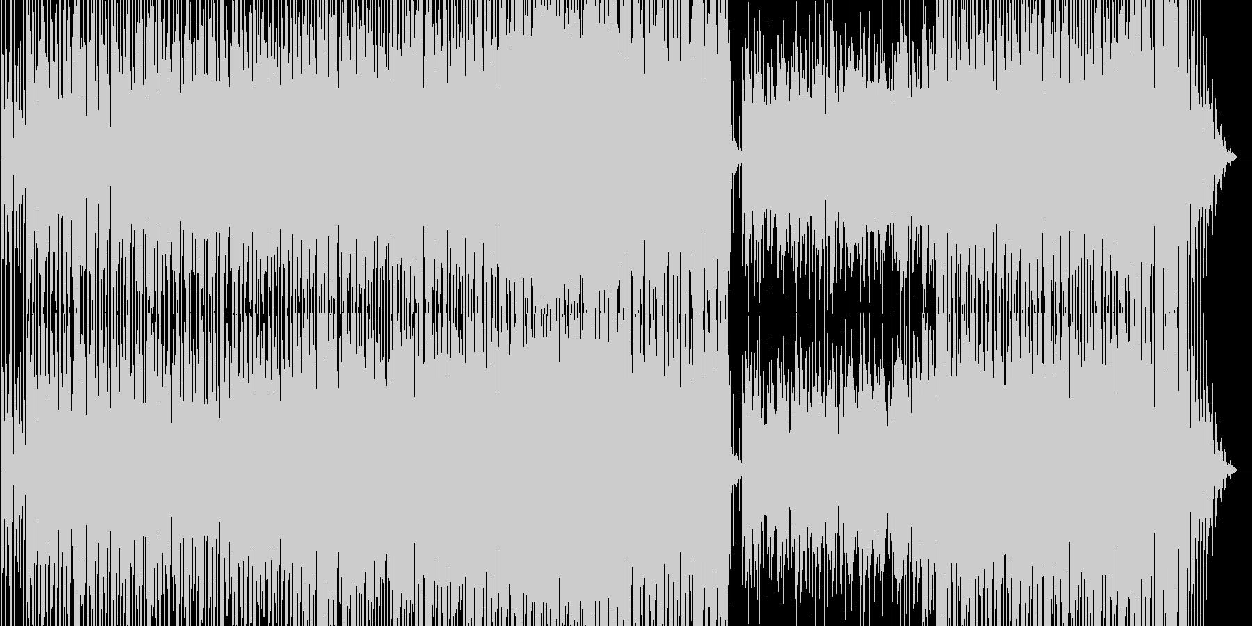 インストゥルメンタルポップギターの...の未再生の波形