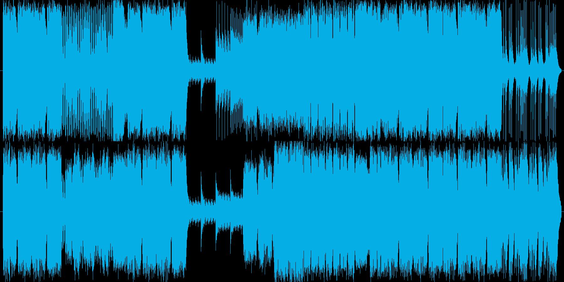 賛美歌的シンフォニー!!の再生済みの波形