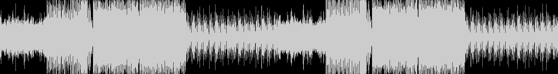 感動的・切ない・エンディング・EDMの未再生の波形