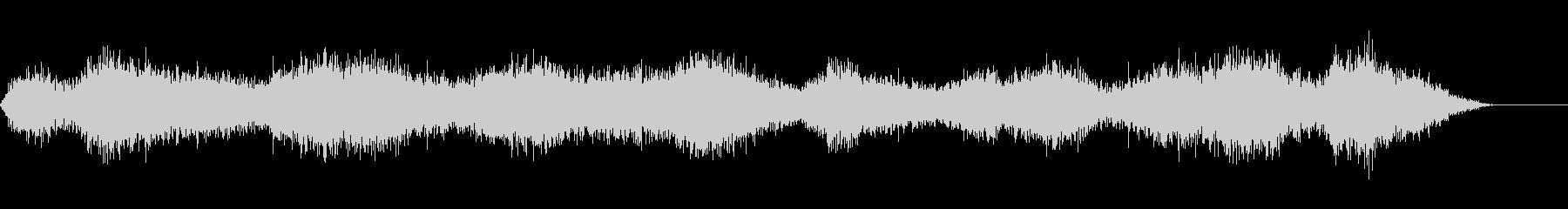 オラスグランデ-小石-ストーンビーチの未再生の波形