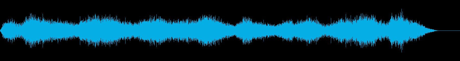 オラスグランデ-小石-ストーンビーチの再生済みの波形
