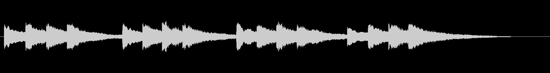 【チャイム 学校02-01】の未再生の波形