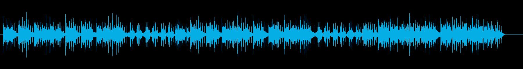 ほのぼの童謡風ポップス HS版ドラム無しの再生済みの波形