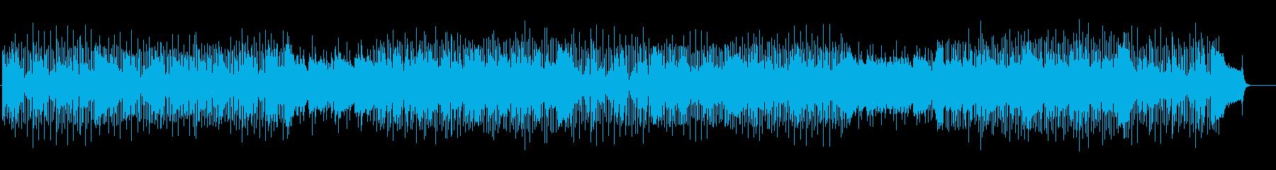 熱のこもったアダルトなフュージョンの再生済みの波形