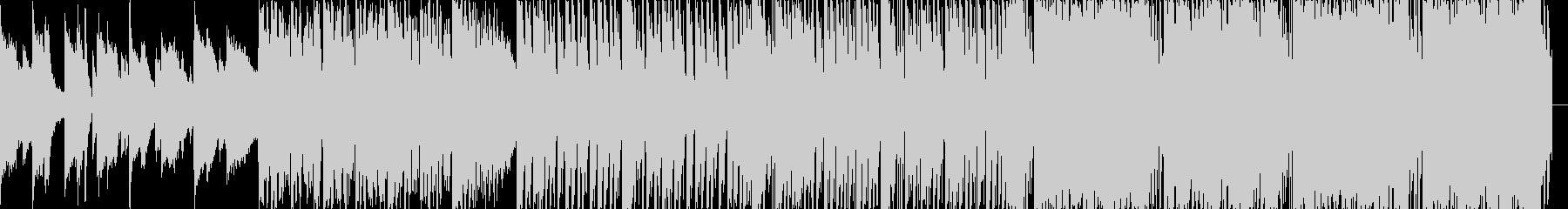 Kawaiiフューチャーベースの未再生の波形