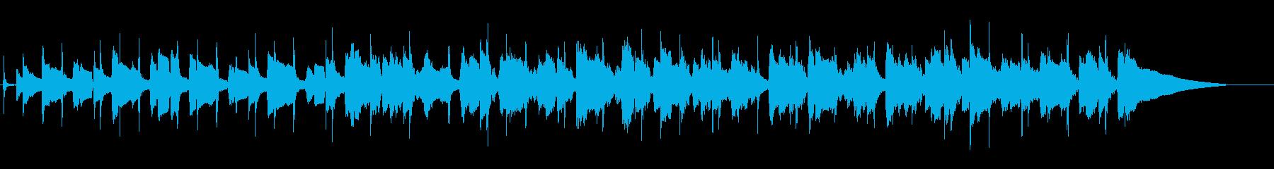 ほのぼの可愛い口笛ギターポップ/30秒の再生済みの波形