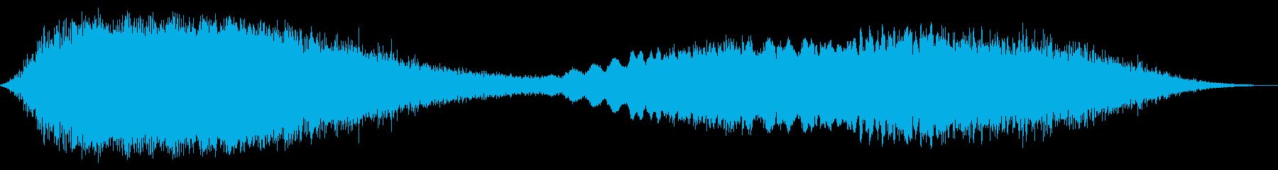 停電5の再生済みの波形