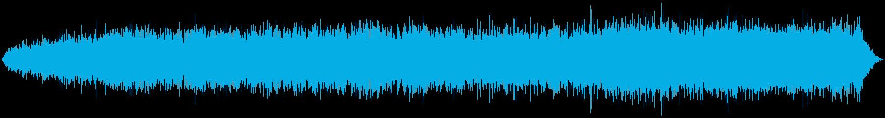 ドローン 落下01の再生済みの波形