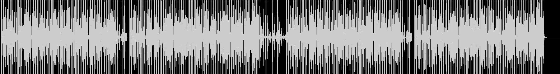 ファンク 劇的な レトロ 低音の未再生の波形