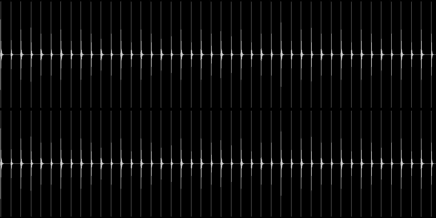 爆弾起爆装置クロック:爆発と爆弾の追跡の未再生の波形