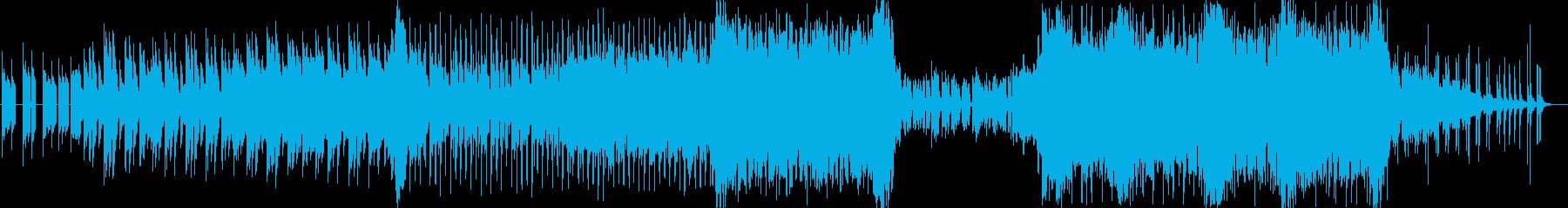 【ピアノ】ほのぼの 鼓笛隊【木琴】の再生済みの波形
