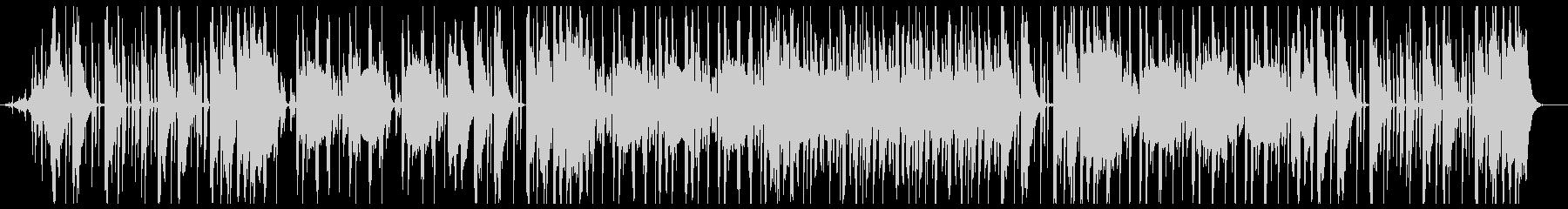 フュージョン ジャズ ファンク H...の未再生の波形