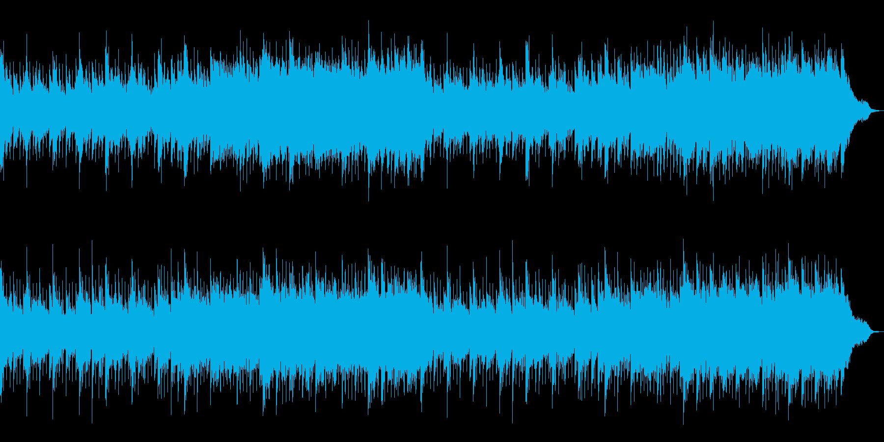 海のシーンに合うBGMです。の再生済みの波形