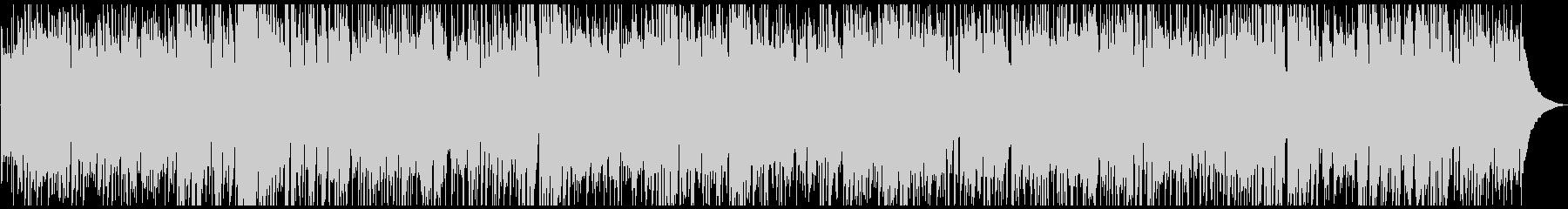 明るくほのぼのとしたカントリーピアノソロの未再生の波形