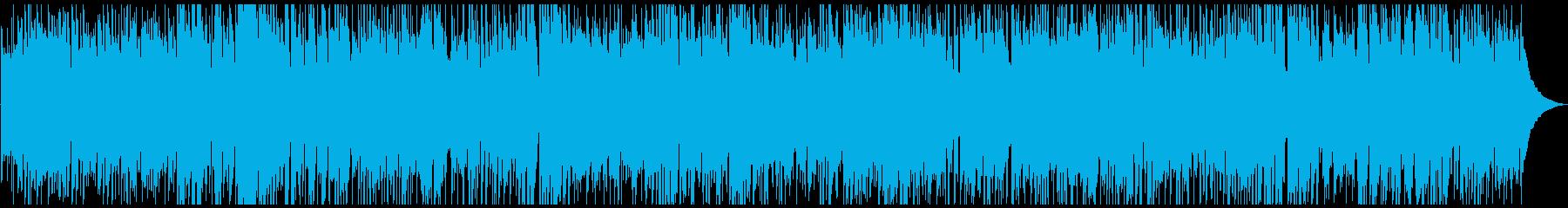 明るくほのぼのとしたカントリーピアノソロの再生済みの波形