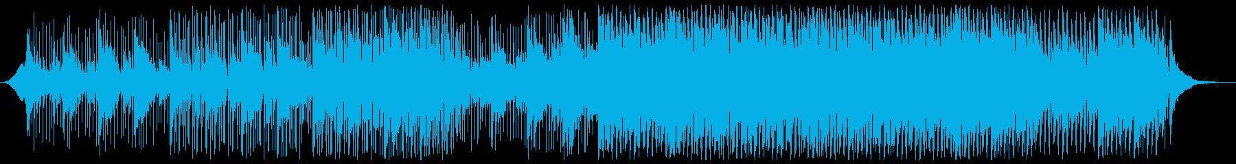 ポップ テクノ ゆっくり 魅惑 ロ...の再生済みの波形