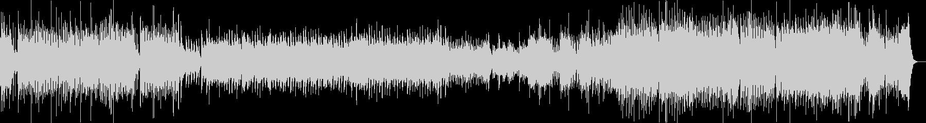 吹奏楽のための第1組曲変ホ長調作品28aの未再生の波形
