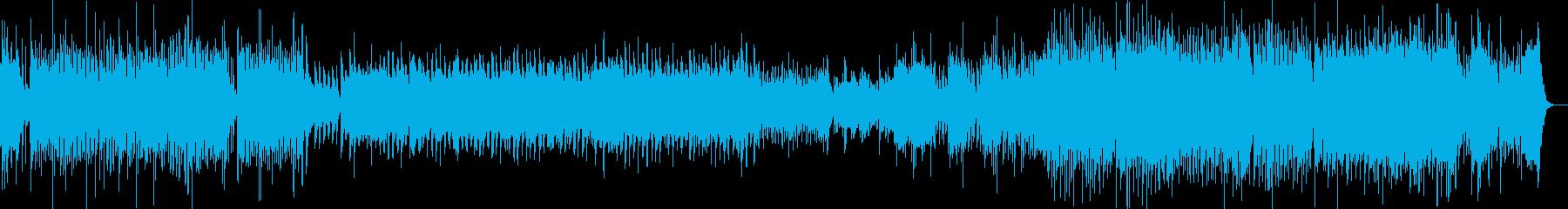 吹奏楽のための第1組曲変ホ長調作品28aの再生済みの波形