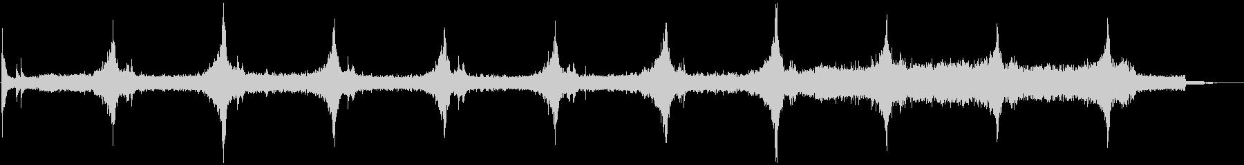 PADS ノイズオブファイア01の未再生の波形