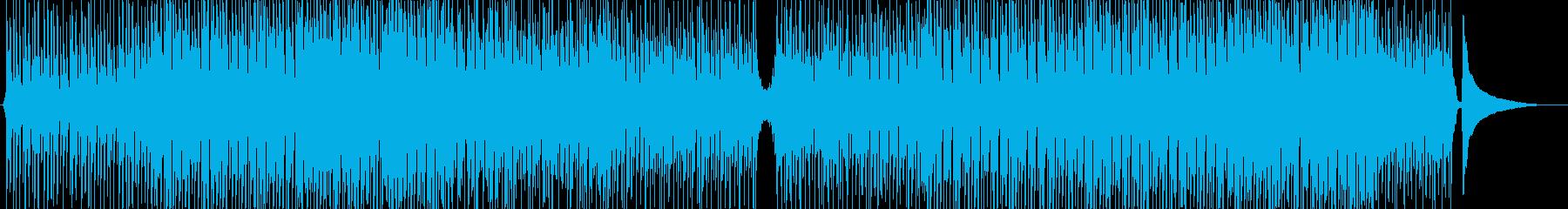 木漏れ日-アコースティック♪-PV-番組の再生済みの波形