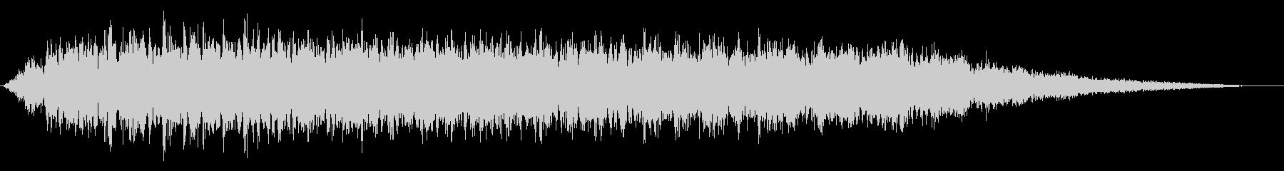 【ダークアンビエント】ホラーBGM_03の未再生の波形