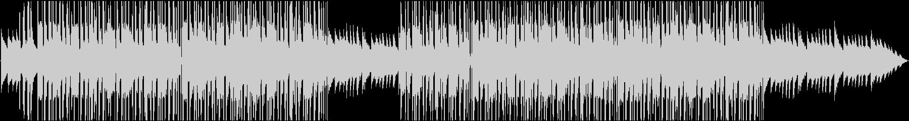 イージーヒップホップクラブアーバンの未再生の波形