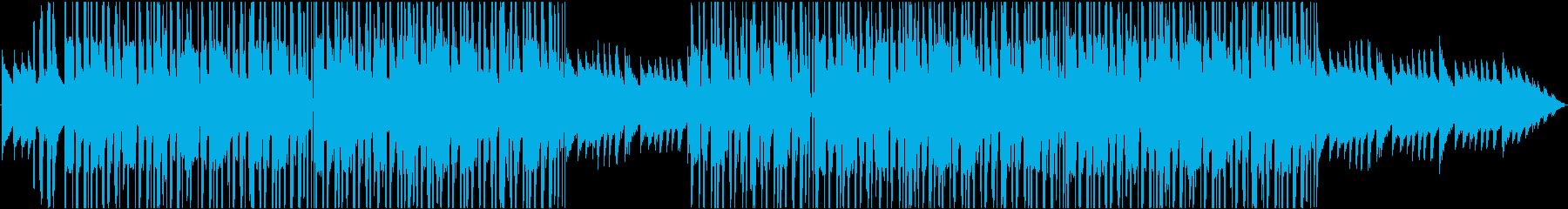 イージーヒップホップクラブアーバンの再生済みの波形