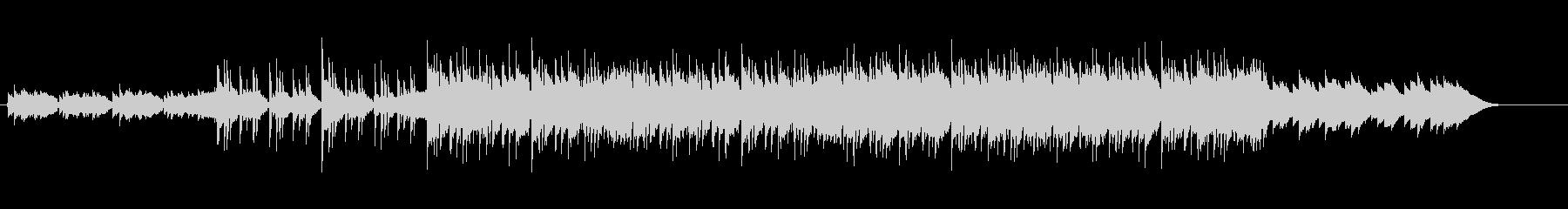 怪しい ハロウィン ホラー メタル調の未再生の波形