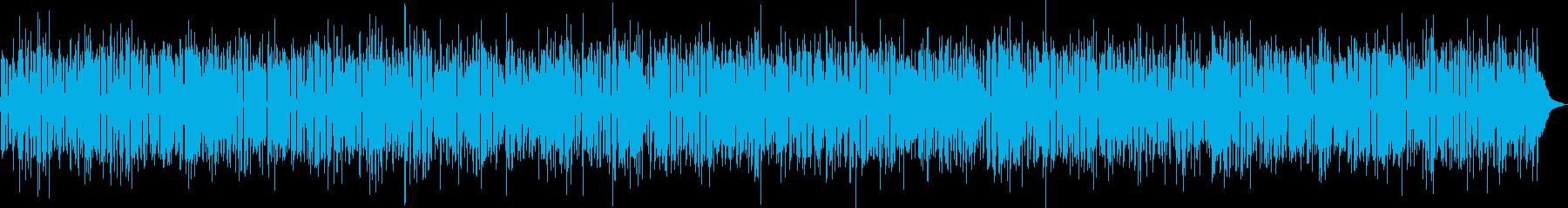 夜の大人の雰囲気を感じるジャズファンクの再生済みの波形