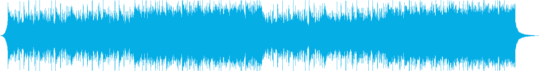CM/先進的/革新的/オーケストラ/壮大の再生済みの波形