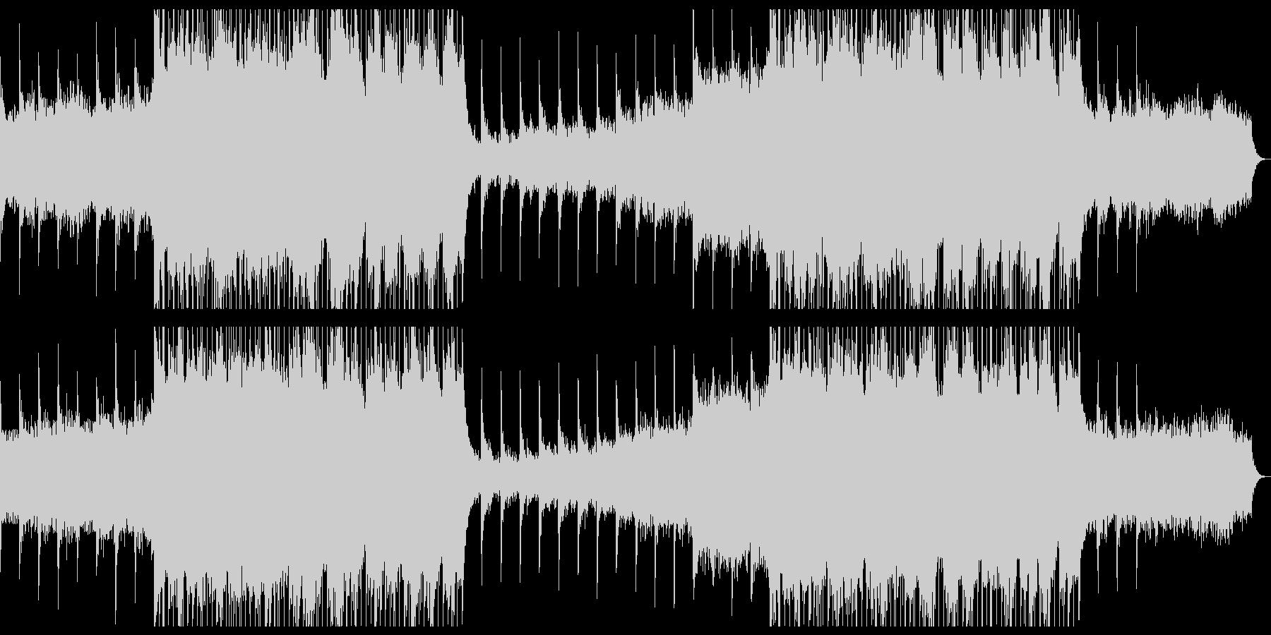 爽やかで切ない感動的なギターチルアウト。の未再生の波形