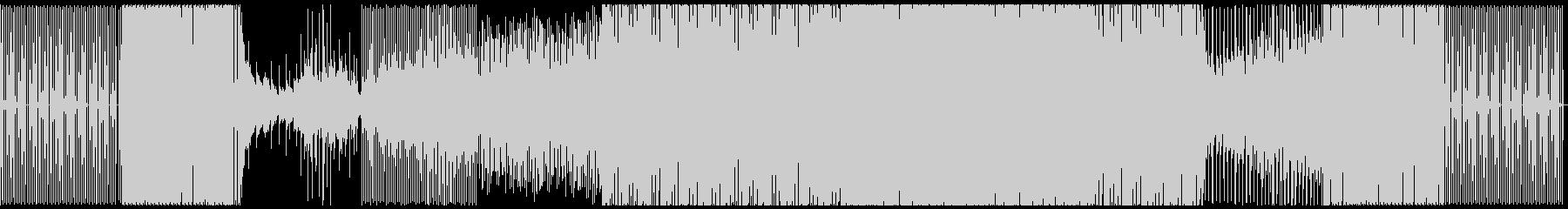 イントロ1'00分その後、徐々にポ...の未再生の波形