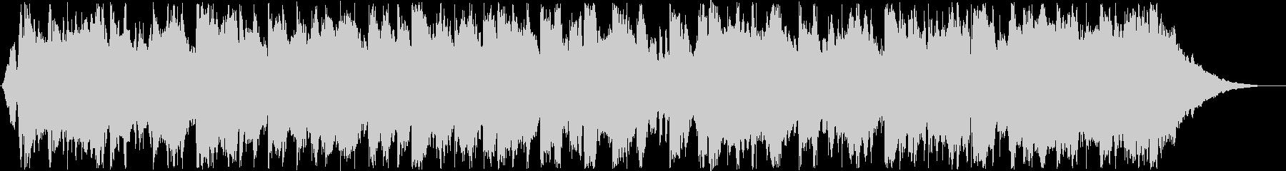 ハーモニカによるカントリーミュージックの未再生の波形