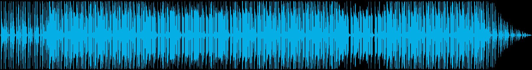 プログレッシブハウス。シンプル。基本。の再生済みの波形