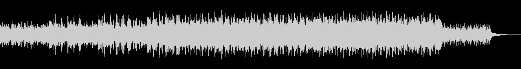 コンセプトムービー シンプル 未来のCMの未再生の波形