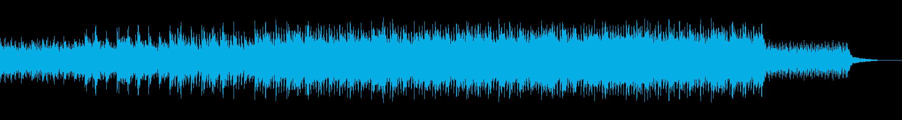 コンセプトムービー シンプル 未来のCMの再生済みの波形