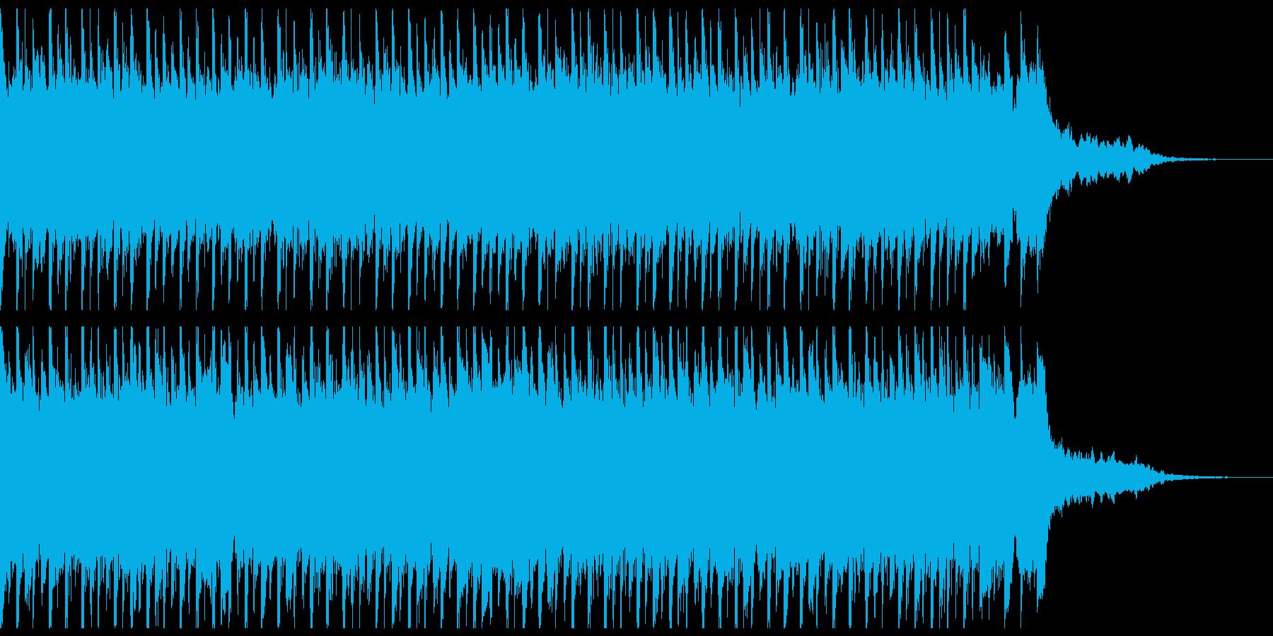 ポジティブになる(40秒)の再生済みの波形