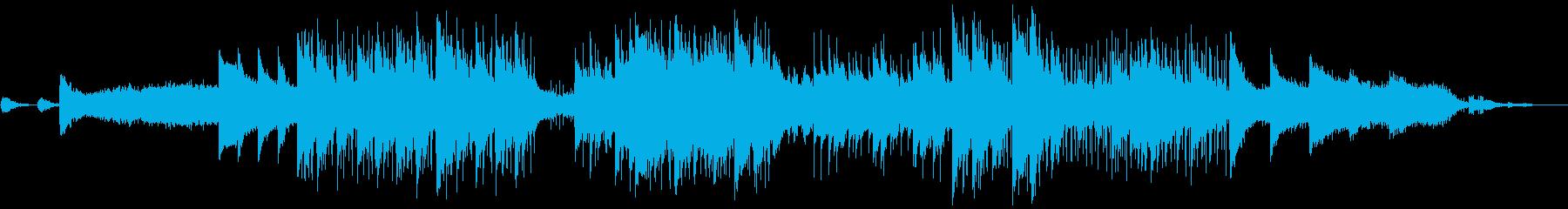 エレクトロニック 感情的 静か 楽...の再生済みの波形