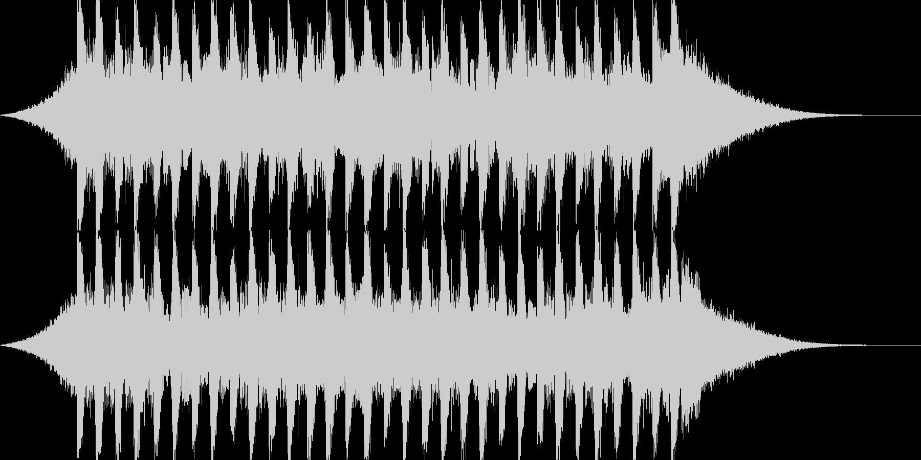 企業VP系17、爽やかギター4つ打ち2cの未再生の波形