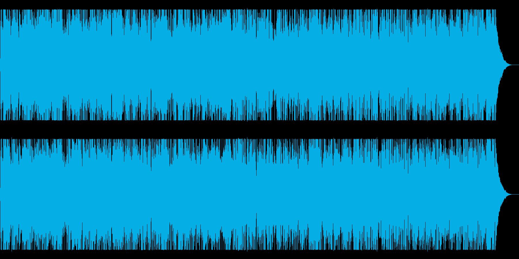 プロ生演奏アイリッシュケルトバイオリン3の再生済みの波形