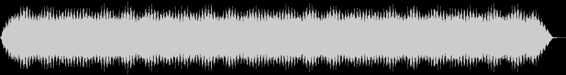【アンビエント】ドローン_53 実験音の未再生の波形